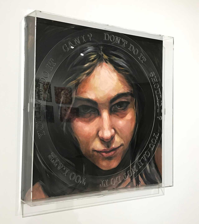 """Can I"", Milena Martínez Pedrosa."