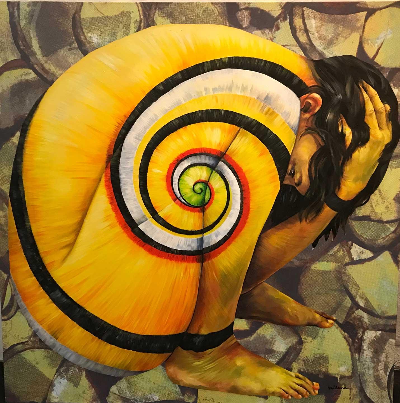 """Nobody home"",Milena Martínez Pedrosa."