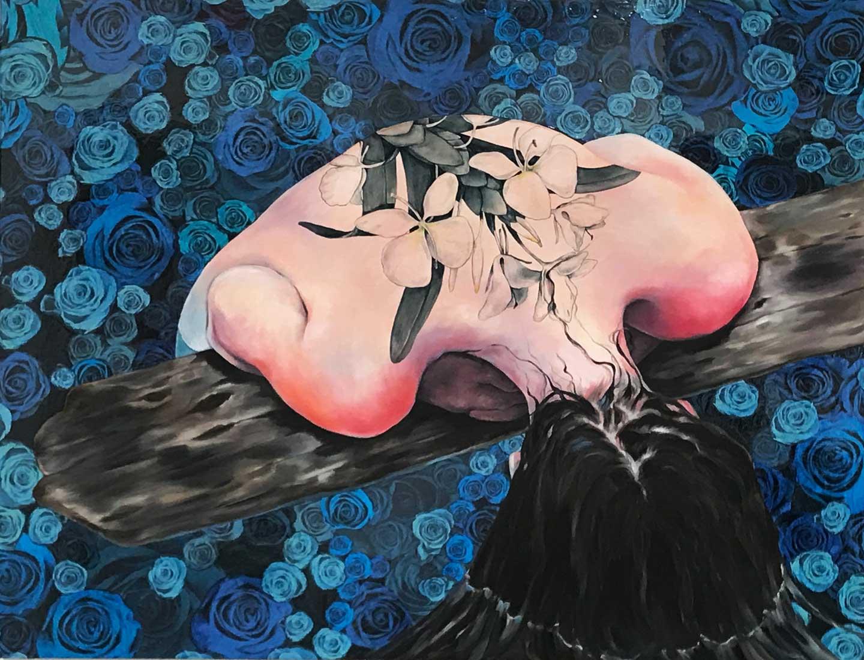 """""""This place"""", Milena Martínez Pedrosa."""