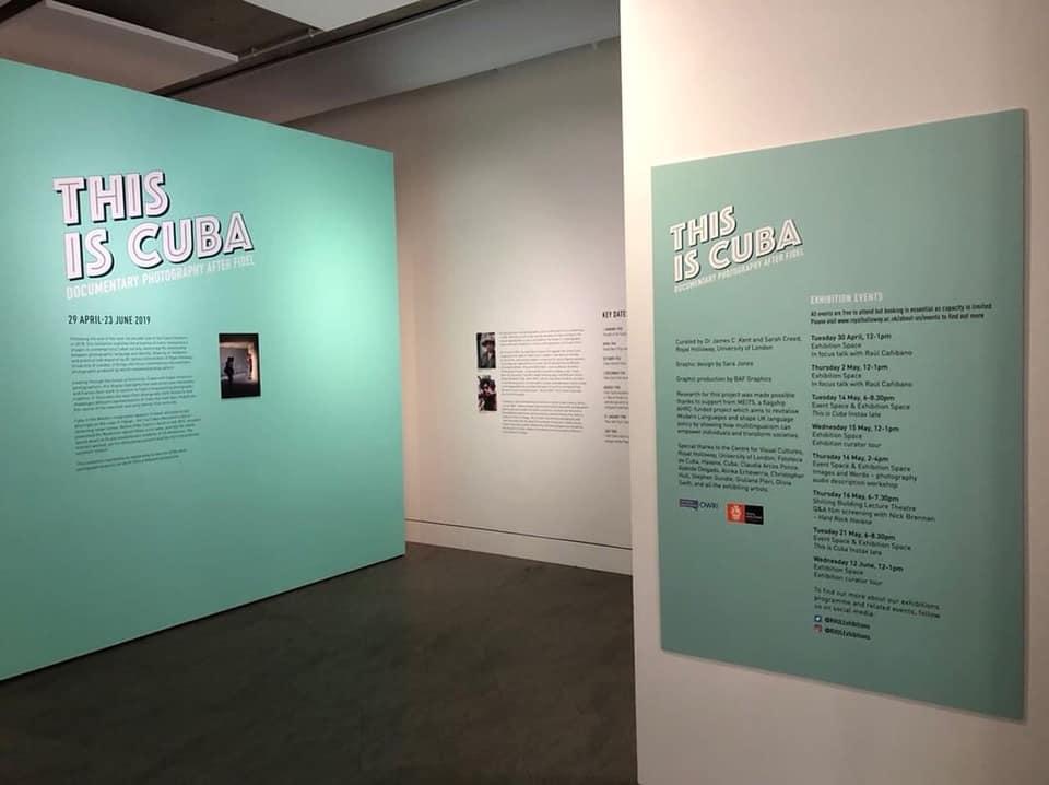 """""""This is Cuba: Documentary Photography after Fidel"""", una colaboración entre Católogo de Fotógrafas Cubanas y The London University."""